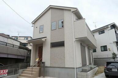 岡崎市戸崎町の新築住宅です!