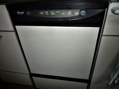 食器洗い乾燥機付システムキッチン