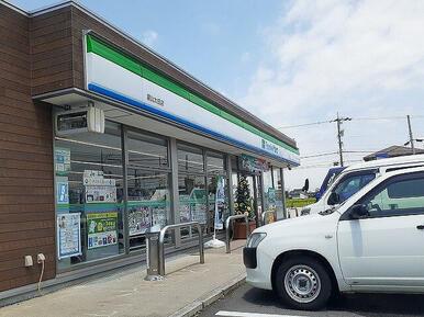 ファミリーマート富山太田店まで600m