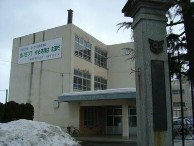 城西中学校