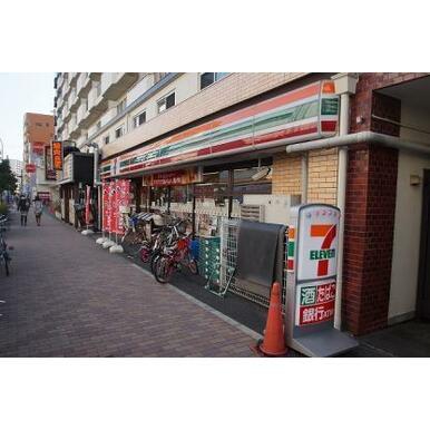 セブンイレブン新丸子店