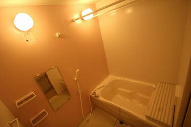 同タイプ室の写真です。色調等詳細は現況優先となります。