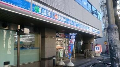 ローソン目黒大鳥神社前店
