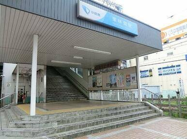 東林間駅(小田急 江ノ島線)