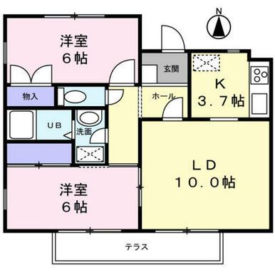 ★オール洋室★