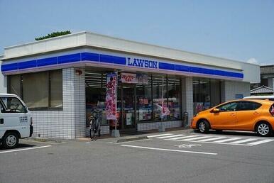 ローソン中島田店さん