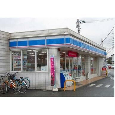 ローソン田村神社前店さん
