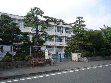 藤枝市立青島中学校