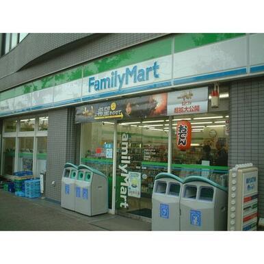 ファミリーマート下目黒六丁目店