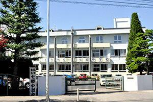 仙台市立七郷中学校