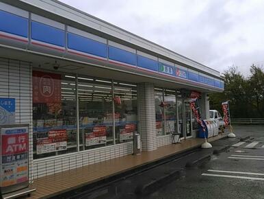 ローソン北島応神橋店