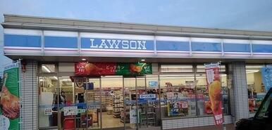 ローソン大野店さん