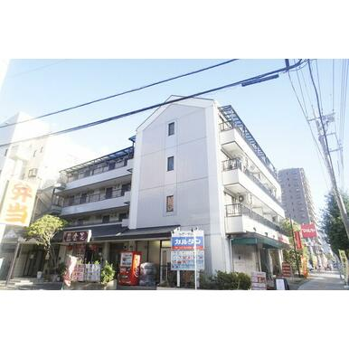 JR武蔵野線吉川駅徒歩6分(480m)