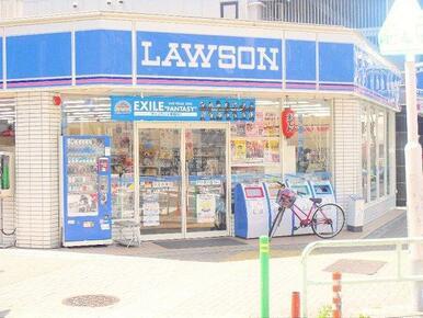 ローソン東区高岳店