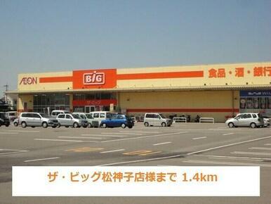 ザ・ビッグ松神子店様