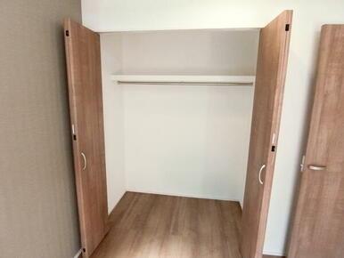 2階洋室7.5帖 収納