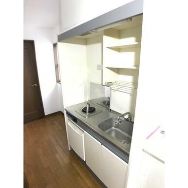 冷蔵庫/電気コンロ