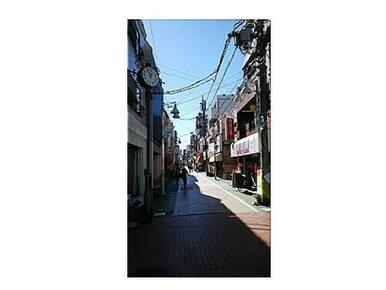 西川口駅前商店街