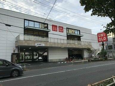 ユニクロ 王子神谷店