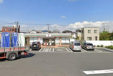 セブンイレブン三郷東町店