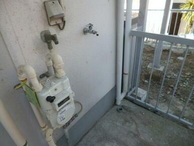 洗濯機置き場(廊下)