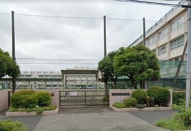 葛飾区立水元中学校