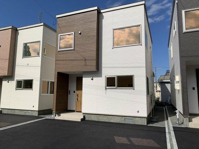 札幌市北区 東茨戸一条1丁目 (篠路駅) 2階建 4LDK