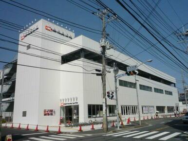 オーケー戸塚上矢部店