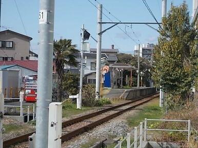 岳南鉄道 ジャトコ前駅まで1770m