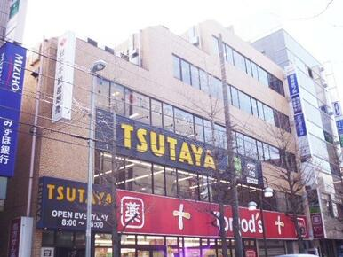 TSUTAYA青葉台駅前店