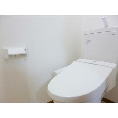 「トイレ」新品の一階トイレ