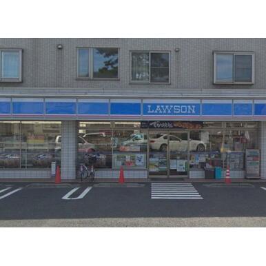 ローソン三郷戸ケ崎5丁目店