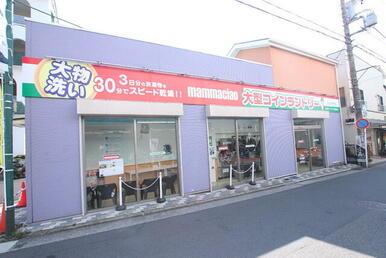 大型コインランドリー マンマチャオ横浜西谷店