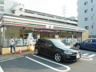 セブンイレブン横浜樽町4丁目店