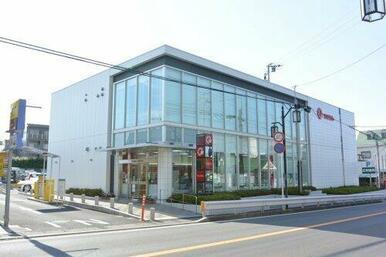 千葉銀行矢切支店