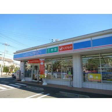 ローソン横浜荏子田三丁目店