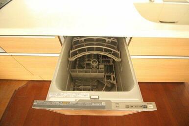 便利な食洗器付き