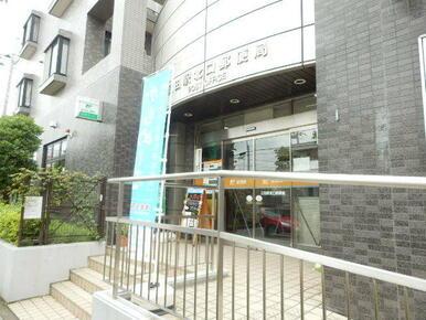 江田駅北口郵便局