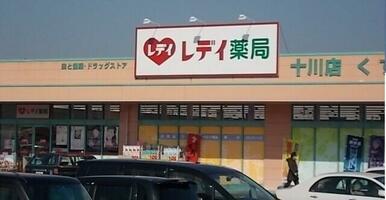 レディ薬局十川店さん