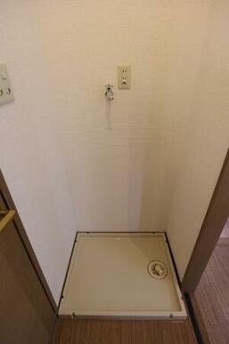 B202 室内洗濯機置場