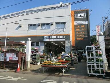 ロイヤルホームセンター港南台店