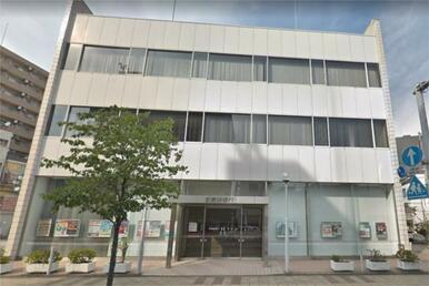 武蔵野銀行 蕨支店