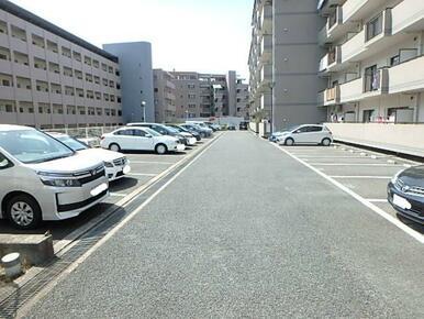 敷地内駐車場契約可能です