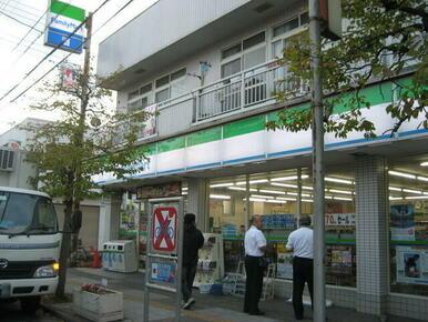 ファミリーマート東武動物公園駅店