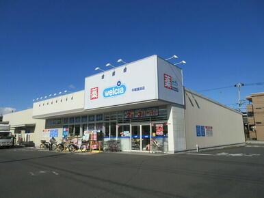 ウエルシア平塚真田店