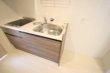 ◆キッチン◆IHコンロ+シングルレバー水栓♪