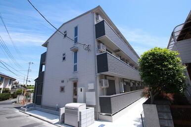 大和ハウス施工オートロック付きアパート