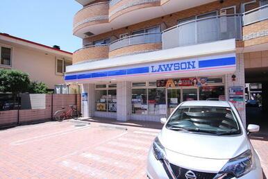 ローソン 新羽駅店