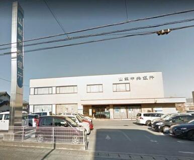 山梨中央銀行貢川支店