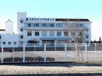 佐野日本短期大学
